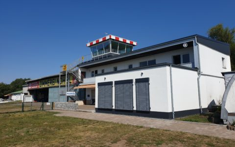 Aero Club Gelnhausen Umbau Architekturbüro Karl-Heinz Krüger
