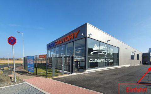 Cleanfactory Erlensee Neubau R2 architektur Stephan Bohlender