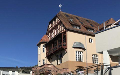 Villa Sondheimer Sanierung R2 architektur Stephan Bohlender